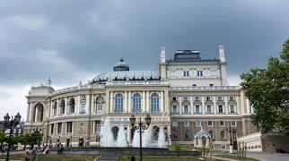 Odessa Opera and Ballet Theater>