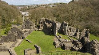 Okehampton Castle>