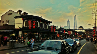 Old City of Shanghai>