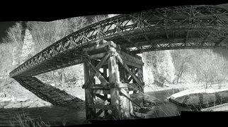 Old Finch Avenue Bailey Bridge>
