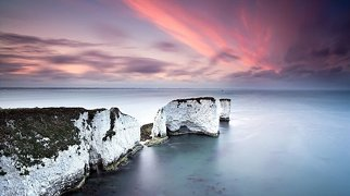 Old Harry Rocks>