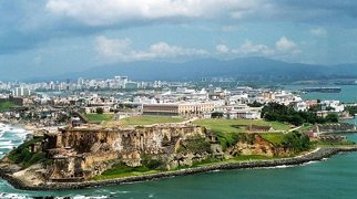 Old San Juan, Puerto Rico>