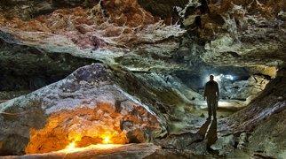 Optymistychna Cave>