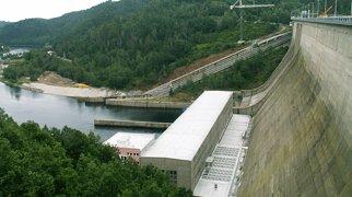 Orlík Dam>