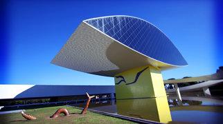 Oscar Niemeyer Museum>