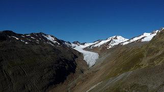 Alpes de l'Ötztal>