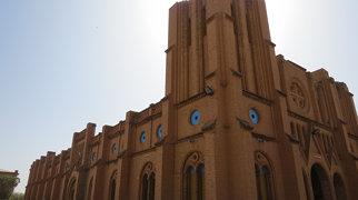 Katedrala u Ouagadougou>