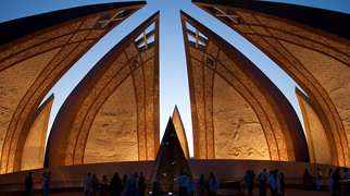 Pakistan Monument>