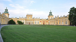 Palace Museum in Wilanów>