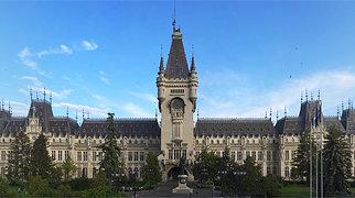 Palacio de la Cultura de Iaşi>
