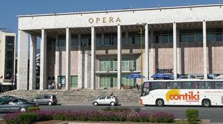 Palais de la Culture (Tirana)>