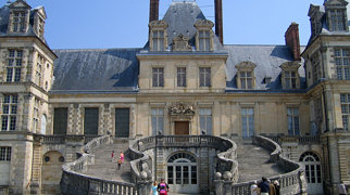 Palace of Fontainebleau>