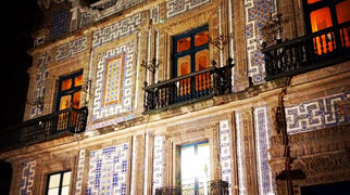 Palace of Iturbide>