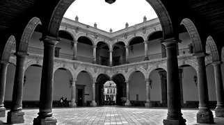 Palace of the Inquisition (Museum of Mexican Medicine)>