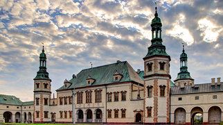 Palace of the Kraków Bishops in Kielce>