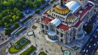 Palacio de Bellas Artes>