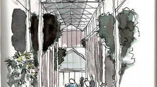 Palacio de Cristal de la Arganzuela>