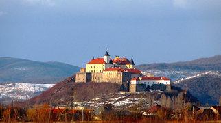 Palanok Castle>