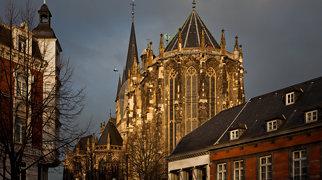 Palatine Chapel in Aachen>