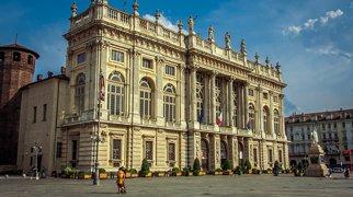 Palazzo Madama, Turin>