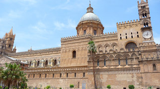 Palermo Cathedral>