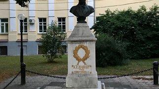 Памятник А.С. Пушкину (Тула)>