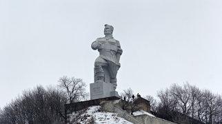 Памятник Артёму (Святогорск)>