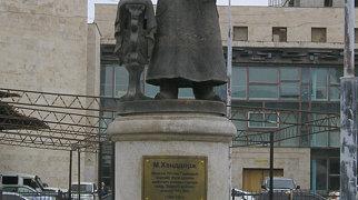 Памятник Ханддоржу>