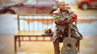 Памятник Михаилу Кругу>