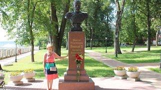 Памятник Николаю II (Калуга)>