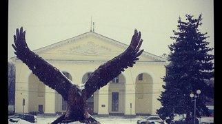 Памятник «Орёл»>
