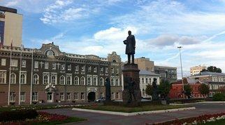 Памятник Петру Столыпину (Саратов)>