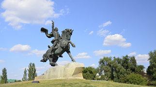 Pomnik Aleksandra Suworowa w Tyraspolu>