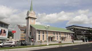 Templo de Papeete>