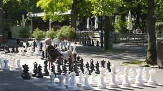 Parque dos Bastiões>