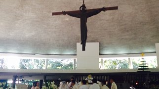 Parish of the Holy Sacrifice>