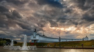 Park Zwycięstwa w Moskwie>