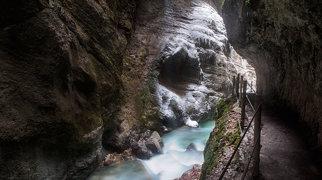 Partnach Gorge>