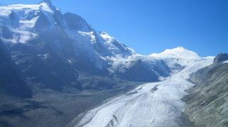 Pasterze Glacier>