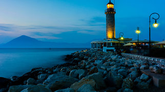 Patras Lighthouse>