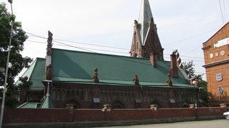 Лютеранская церковь Святого Павла во Владивостоке>