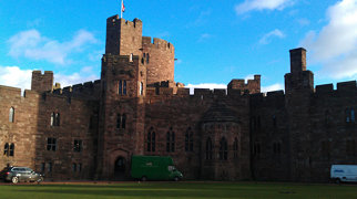 Peckforton Castle>