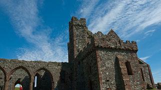 Peel Castle>