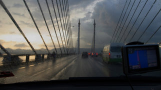 Penang Bridge>