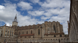 Perpignan Cathedral>
