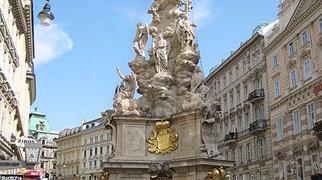 Kolumna morowa w Wiedniu>