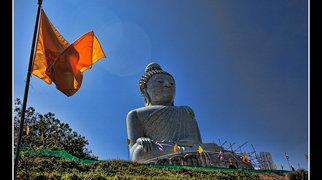 Phuket Big Buddha (Phuket, Thailand)>