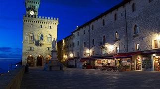 Piazza della Libertà, San Marino>