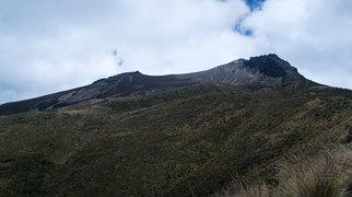 Pichincha Volcano>