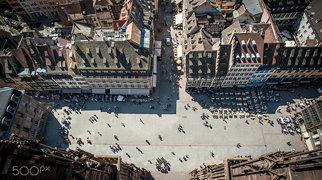 Place de la Cathédrale (Strasbourg)>